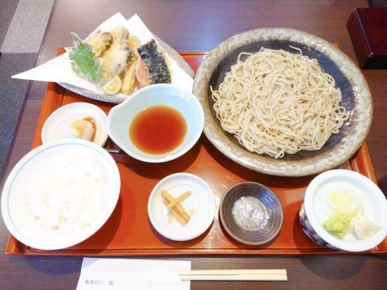 蕎麦切り笑愛知県幸田ミシュラン