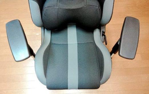 バウヒュッテゲーミングチェアは疲れない椅子‼「Bauhutte RS-950RR」