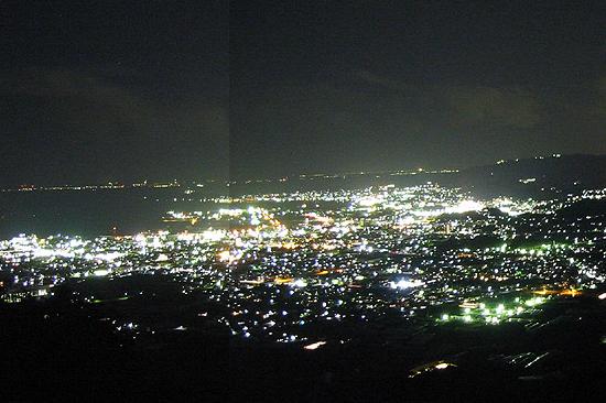 イルミネーション愛知県2020年の穴場は三ヶ根山‼夜景もオススメ