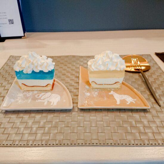 トヨタワンエイトコーヒーで新作バスレチーズケーキが登場!2021年9月レビュー