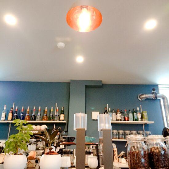 TOYOTA ONE EIGHT COFFEE ROASTER(トヨタワンエイトコーヒーロースター)さんの新作バスレチーズケーキ